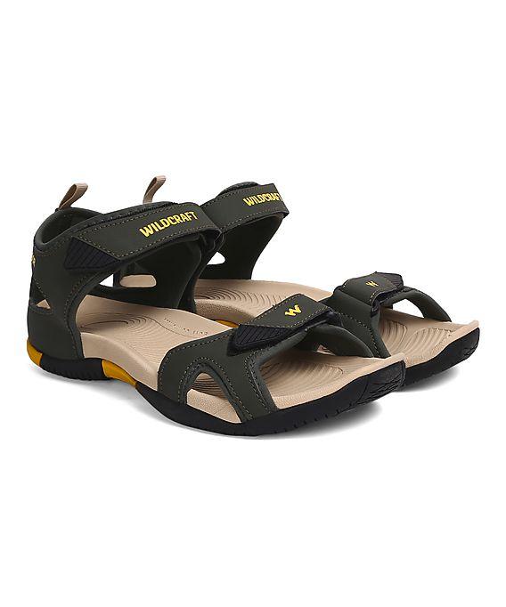 1f6c5d7d7a83 Buy Men Sandal Baloy - Olive Online