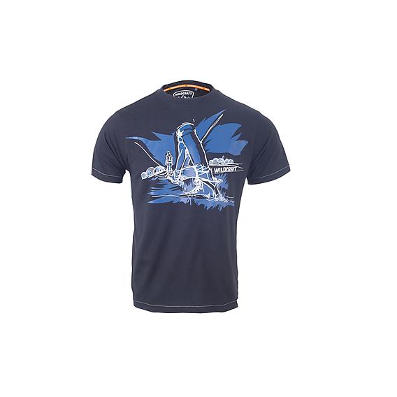 67292294c84 Buy Men Crew T Shirt - Black Online
