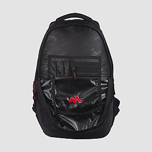 Wildcraft Peza Laptop Backpack With Internal Organizer - Black