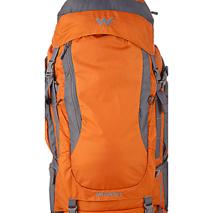 Wildcraft Women Rucksack Chogolisa 50L - Orange