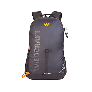 Wildcraft Black Unisex Rucksacks