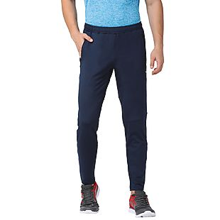 Wildcraft Men Track Pant Pointel Knit