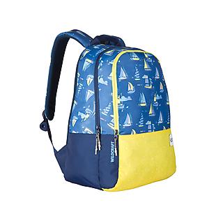 Wildcraft Wiki J3 Sailor Backpack - Blue
