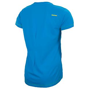 Wildcraft Women Cotton Crew T Shirt - Blue