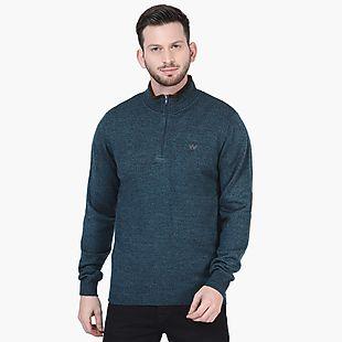 Wildcraft Men Sweater E Ptch-19