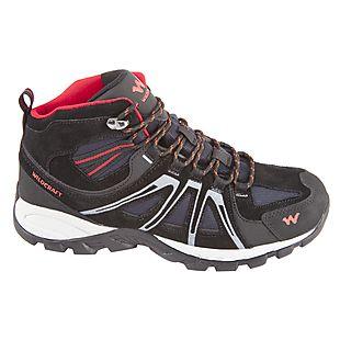 Wildcraft Men Shoe Darwin - Black