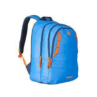 Wildcraft Wildcraft 4 Flare Backpack - Blue