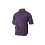 Wildcraft Men Full Sleeve Indigo Shirt - Red & Navy