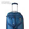 Wildcraft Caster Duffle - Travel Bag - Large