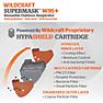 Wildcraft SUPERMASK W95 Plus Reusable Outdoor Respirator - GRINDLE BLUE - Pack of 7