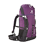 Wildcraft Rucksack For Trekking  Rock & Ice 40L - Purple